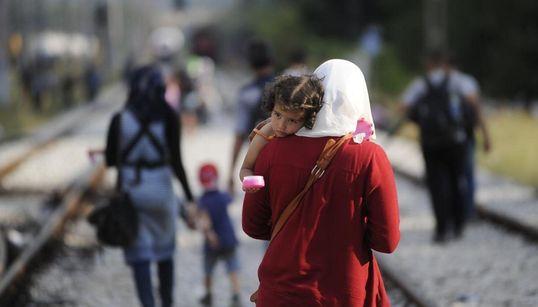 Δυνάμεις του Στρατού στέλνει στα σύνορα με την Ελλάδα η πΓΔΜ όπου βρίσκεται μεγάλος αριθμός