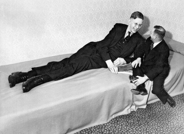 H συγκλονιστική ζωή του πιο ψηλού άντρα που έζησε