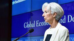 Λαγκάρντ: Μια αναδιάρθρωση του ελληνικού χρέους αρκεί για να γίνει