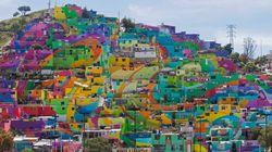 Πως ένα εντυπωσιακό γκράφιτι μείωσε την εγκληματικότητα σε πόλη του