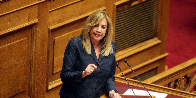 Φώφη Γεννηματά: Η πρακτικές της Κωνσταντοπούλου βλαπτικές για την εικόνα της