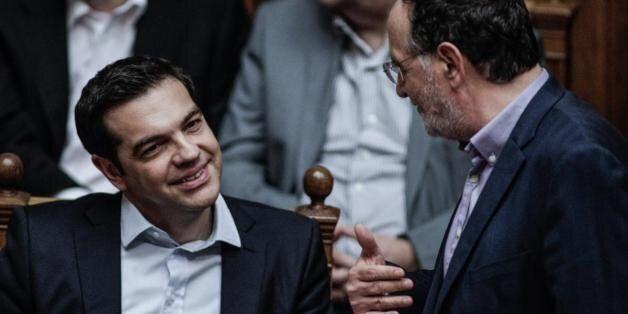 Το «κατενάτσιο» Τσίπρα - Λαφαζάνη στον ΣΥΡΙΖΑ και οι