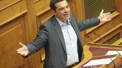 Τσίπρας: Το δίλημμα ήταν μνημόνιο με ευρώ ή με δραχμή. Μη κάνετε αιτήματα για εκλογές γιατί ενίοτε γίνονται