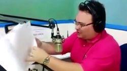 Ένοπλοι σκότωσαν Βραζιλιάνο ραδιοφωνικό παραγωγό κατά τη διάρκεια της εκπομπής