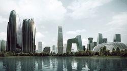 Αρχιτεκτονική του μέλλοντος: 13 απίστευτες κατασκευές που θα υπάρχουν γύρω μας σε λίγα