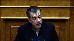 Θεοδωράκης: «Να σταθεροποιηθούμε και μετά να πάμε σε εκλογές για να λύσουμε τις διαφορές