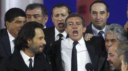 Ο Antonio Banderas ξαναζεί τον εφιάλτη των 33 Χιλιανών