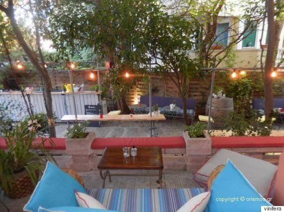 5 κήποι που κάνουν την Αθήνα το καλοκαίρι να μοιάζει με