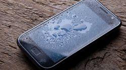 Τι να κάνετε σε περίπτωση που βραχεί το κινητό