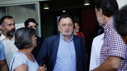 Λαφαζάνης: Κυβέρνηση με κορμό ΣΥΡΙΖΑ δεν έχει μέλλον ψηφίζοντας