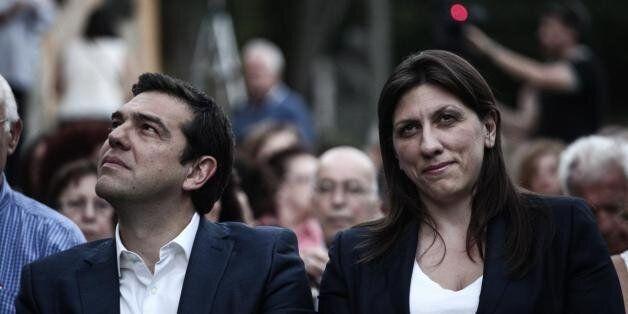 Νέο «καψόνι» Κωνσταντοπούλου στον Τσίπρα. Δεν ανοίγει τη Βουλή την Τετάρτη αν δεν συνεδριάσουν οι