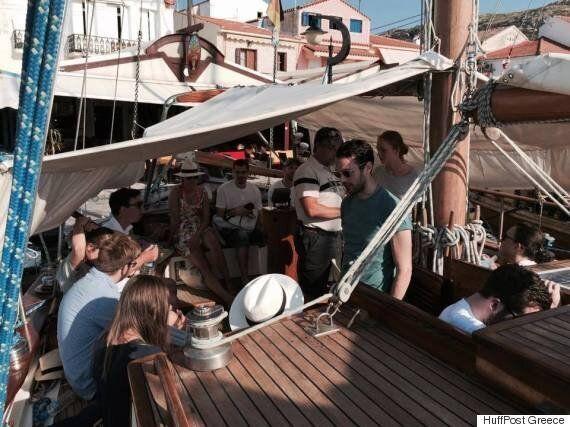 Startupboat: Λύσεις στο μεταναστευτικό από Ευρωπαίους επιχειρηματίες και