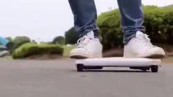 WalkCar: Το πρώτο αυτοκίνητο που μπαίνει σε τσάντα είναι