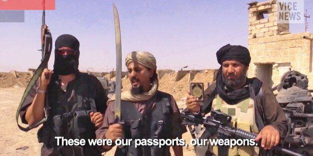 Το Ισλαμικό Κράτος «κοιτά» προς την Ελλάδα: Βάζει τη χώρα μας σε «επαρχία» υπό την κατοχή του ως το