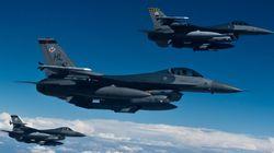 Αμερικανικά F-16 στην Τουρκία στην μάχη κατά των