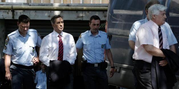 Ενώπιον του ειδικού ανακριτή Διαφθοράς απολογήθηκε ο