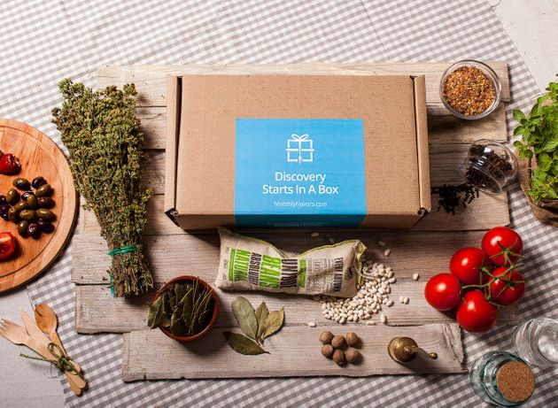 MonthlyFlavors: Διαλεγμένα ελληνικά προϊόντα έρχονται στο σπίτι σας κάθε