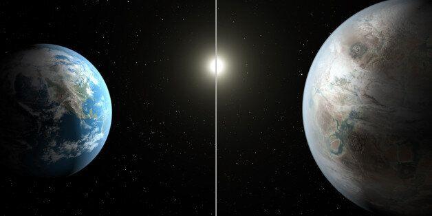 Γη 2.0: H NASA εντόπισε πλανήτη «ξάδελφο» του δικού μας, που θα μπορούσε να φιλοξενεί