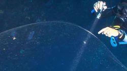 Μυστηριώδης υποβρύχια μάζα στα ανοιχτά των τουρκικών