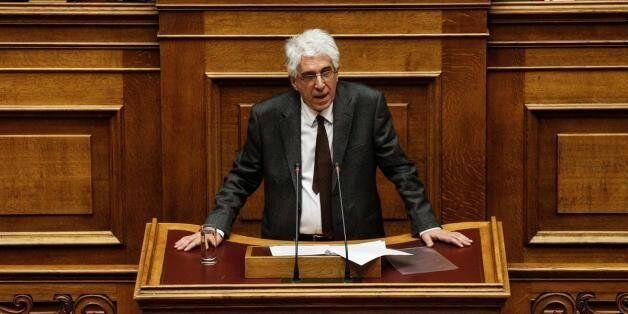 Παρασκευόπουλος: Ορισμένες ρυθμίσεις του νόμου με βρίσκουν