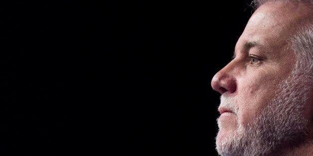 Hausser le plafond des dons aux partis: Philippe Couillard dit non aux