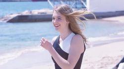 Sophie Nélisse à Cannes: un conte de fée!