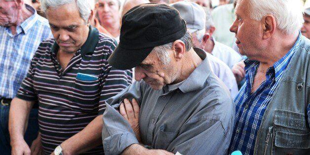 LOUISA GOULIAMAKI/AFP/Getty