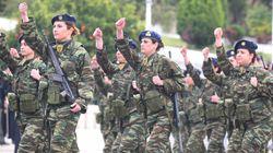 Δημοκρατία: Σχέδιο εθελοντικής κατάταξης γυναικών στον στρατό με πλήρη εκπαίδευση για 6