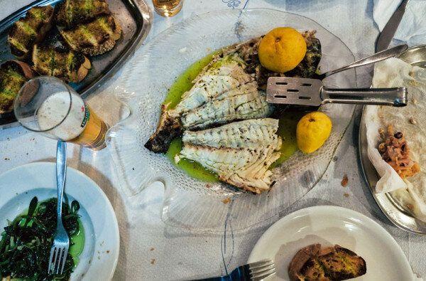 Πέντε κορυφαίες ταβέρνες για ψάρι στην