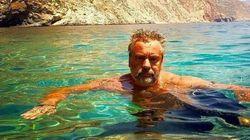 Ο Luc Besson στην αγαπημένη του Αμοργό 25 χρόνια μετά τη προβολή του