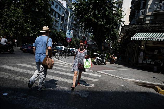 «Βράζει» η Ελλάδα: Υψηλές θερμοκρασίες και την