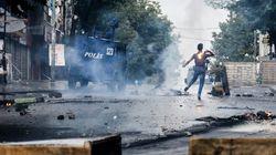 Συγκρούσεις μεταξύ αστυνομίας και διαδηλωτών στην