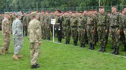 Oυκρανία: Αμερικανικά στρατεύματα θα εκπαιδεύσουν τον ουκρανικό