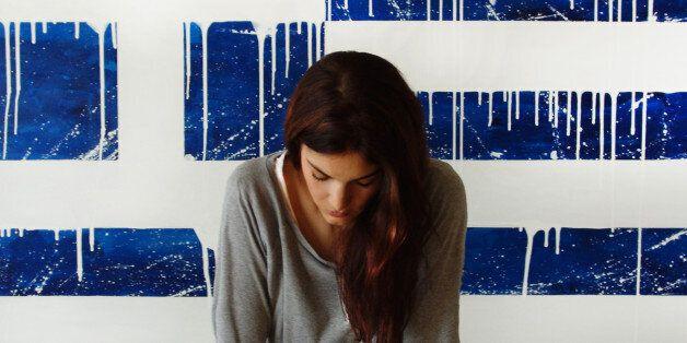 Η Καρολίνα Ροβύθη δημιουργεί και εμπνέεται από το άγνωστο και το μυστήριο της
