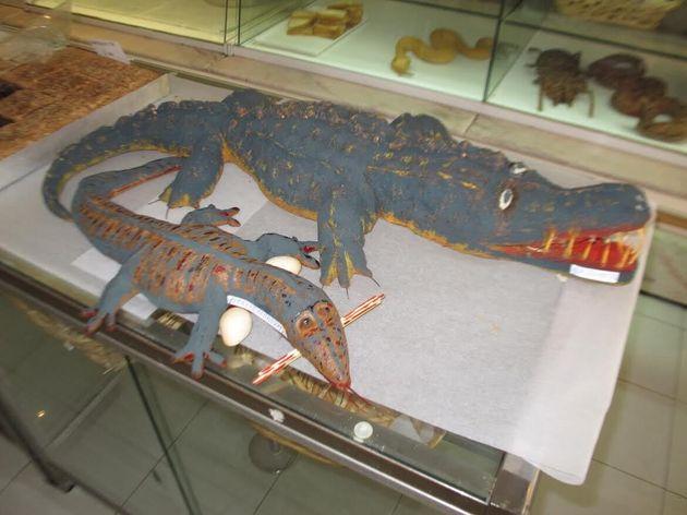 Ο Σόιμπλε «κροκόδειλος» σε φούρνο στο Παγκράτι έγινε πρώτο θέμα στο