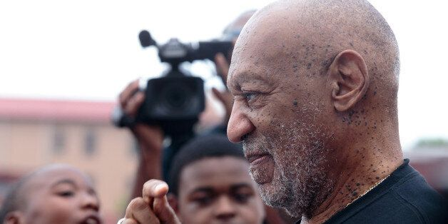 SELMA, AL - MAY 15: Bill Cosby participates in the Black Belt Community Foundation's March for Education...