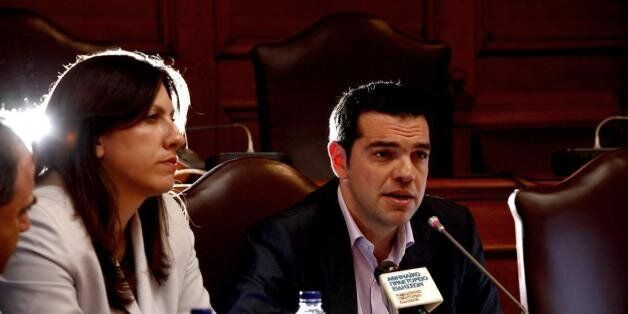 Κωνσταντοπούλου: Με τον πρωθυπουργό μάς συνδέει σχέση συντροφικότητας και