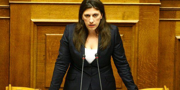 Κωνσταντοπούλου: Το κοινοβούλιο πρέπει να αποτρέψει το σενάριο της αριστερής