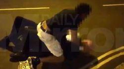 «Σούπερμαν» στο Λονδίνο καθηλώνει αστυνομικούς με «υπεράνθρωπη»