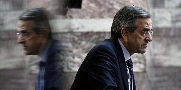 Παραιτήθηκε ο Αντώνης Σαμαράς από τη θέση του προέδρου της