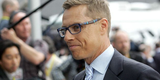 Ο Φινλανδός ΥΠΟΙΚ, Αλεξάντερ