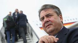 Ο Γερμανός Αντικαγκελάριος Ζίγκμαρ Γκάμπριελ και η Siemens πάνε για μπίζνες στο
