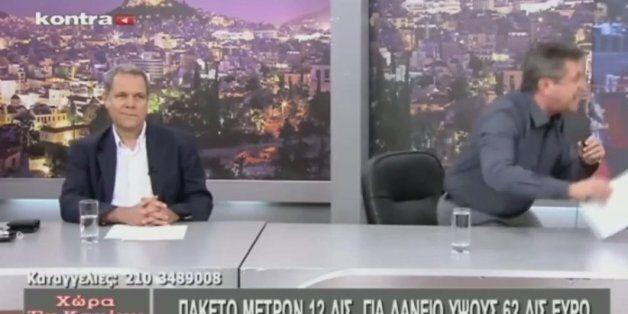 Νικολόπουλος σε Τζήμερο: Είσαι σκουπίδι και