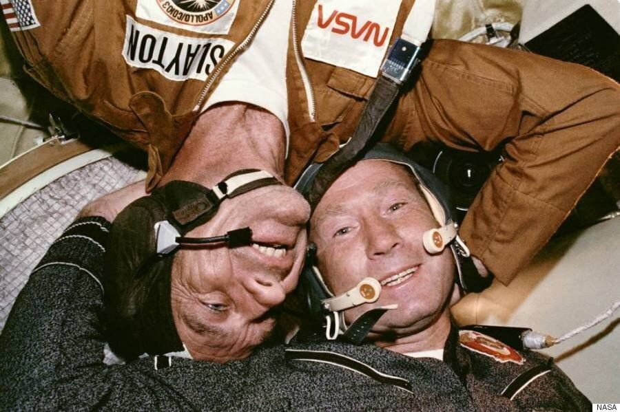 Όταν ΗΠΑ και Σοβιετική Ένωση συμφιλιώθηκαν στο Διάστημα: 40 χρόνια από το πρόγραμμα