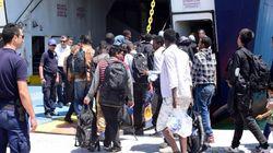 «Κόκκινος» συναγερμός στο Αιγαίο.Μετανάστες κινδυνεύουν να μείνουν νηστικοί λόγω τραπεζικής