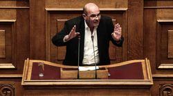 Ο Μιχελογιαννάκης ανακοίνωσε ότι θα καταψηφίσει τη