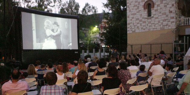 H Γλυφάδα μεταμορφώνεται σε «Σινεμά ο Παράδεισος» μέχρι και τον