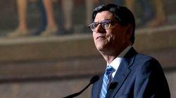 Επίσκεψη του Αμερικανού υπουργού Οικονομικών, Τζακ Λιου, στην Ευρώπη για την