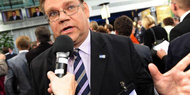 Ο ηγέτης των «Αληθινών Φινλανδών Τίμο