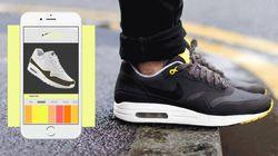 Στο (κοντινό) μέλλον θα μπορείτε να αλλάζετε χρώμα στα παπούτσια σας με το
